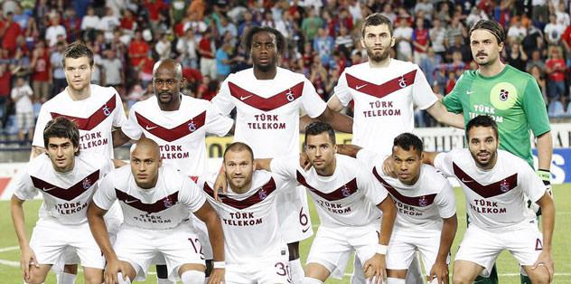 Trabzonspor'dan dramatik veda
