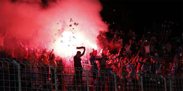 UEFA'dan meşale cezası yolda