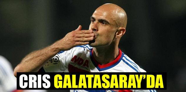 Cris Galatasaray'da