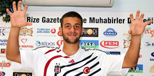 Emre Tali Beşiktaş'ta