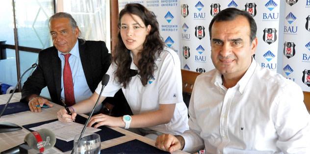 Beşiktaş Dicle Nur Babat'ı kiraladı