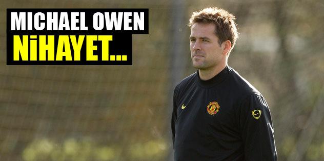 Owen nihayet...