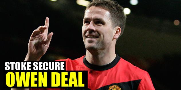 Stoke City secure Owen deal