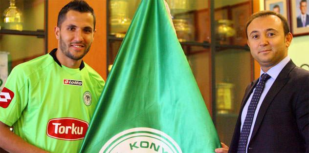 Torku Konyaspor'da transfer