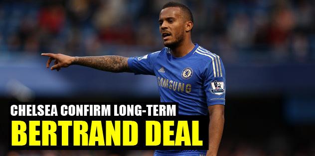 Blues confirm long-term Bertrand deal
