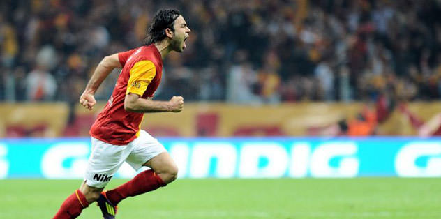 Galatasaray'da çok mutlu