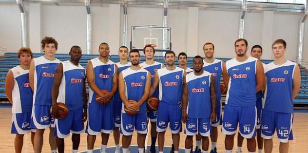 Basket takımı bugün Çizme yolcusu
