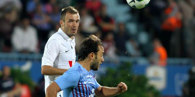 Trabzonspor bizi Andorra ekibi sandı