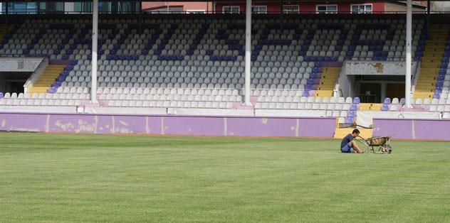 Orduspor'un stadı hazır