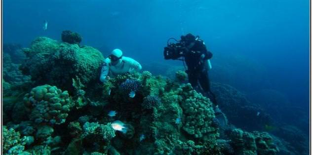 ''Serbest Dalış''ta Çanakkale damgası