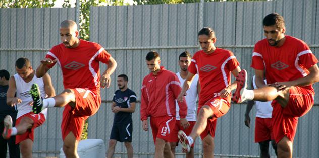 SB Elazığspor'da Beşiktaş maçı hazırlıkları
