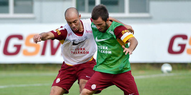 Antalyaspor hazırlığı