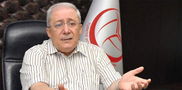 TVF Başkanı Karabıyık yeniden aday