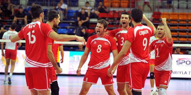 Avrupa Şampiyonası elemeleri Ankara'da
