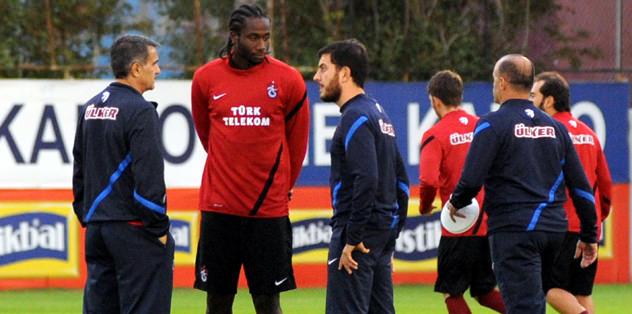 Trabzon'da Sivasspor hazırlıkları