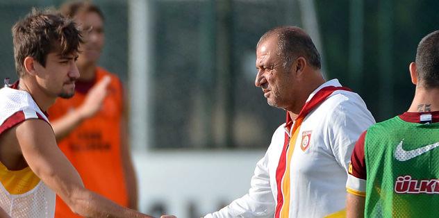 Aslan'da Antalyaspor mesaisi sürüyor