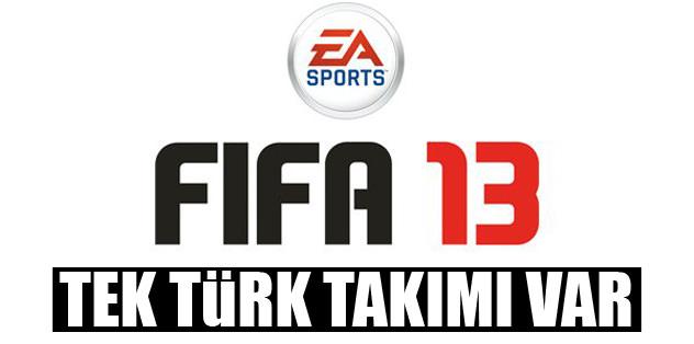 FIFA 2013'te tek Türk takımı G.Saray