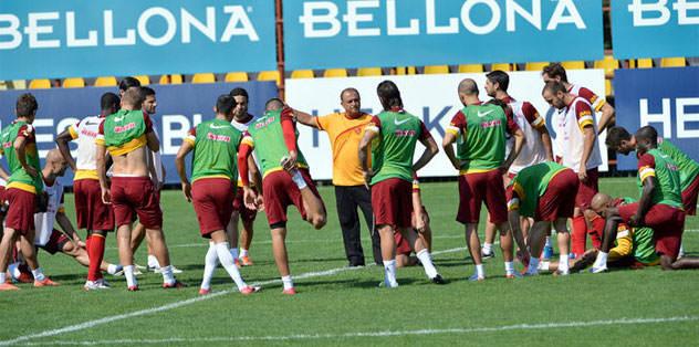 Galatasaray'da 3 puan hesapları