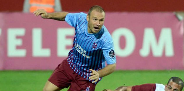 Trabzonspor'da Serkan sıkıntısı