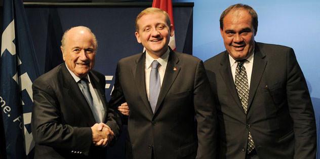 Blatter: 2020'ye hazırlık