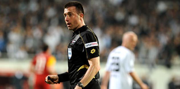 Udinese-Anzhi maçı Göçek'in