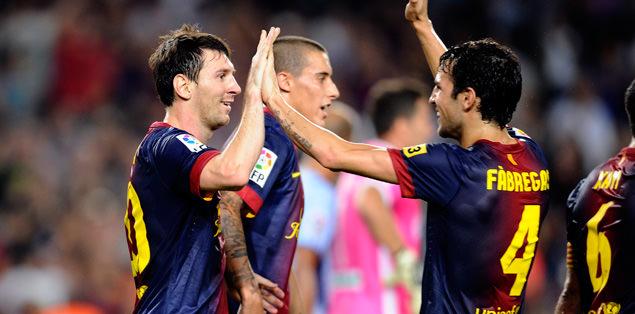 Barça terledi