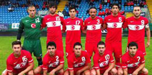 U19 İstanbul'da toplanıyor