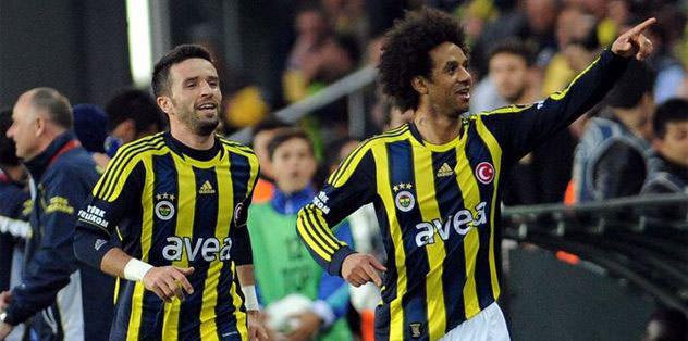 Fenerbahçe 5 maç önde