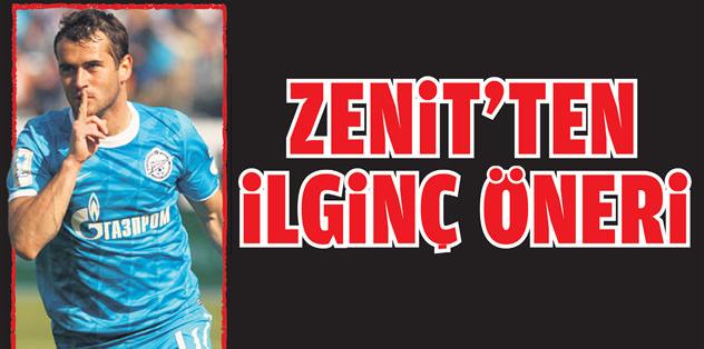 Zenit'ten ilginç öneri
