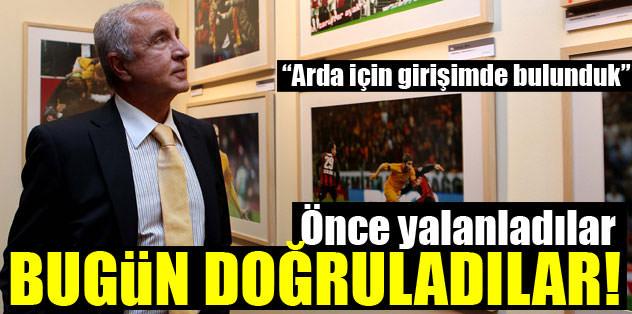 Aysal'dan Arda itirafı!