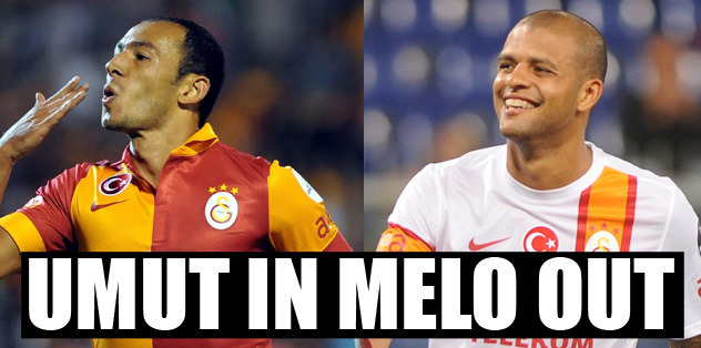 Umut in Melo out