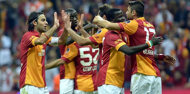 Galatasaray kafilesi Samsun'a gitti