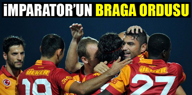 İmparator'un Braga Ordusu