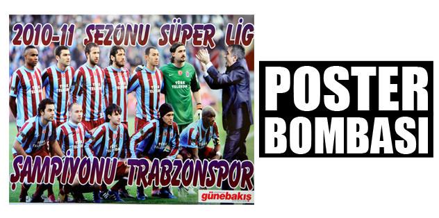 Poster bombası
