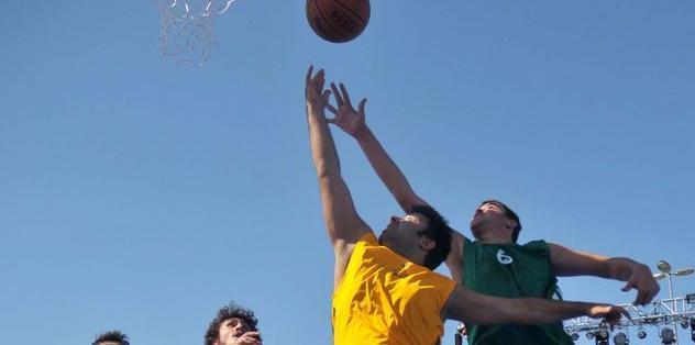 ''NBA 3X Turnuvası'' İstanbul'da başladı