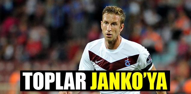 Toplar Janko'ya