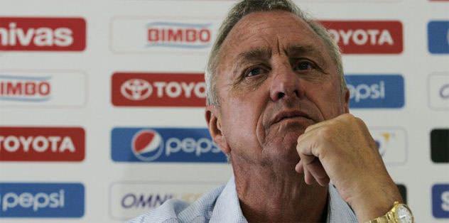 Johan Cruyff: Real Madrid çok tehlikeli