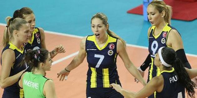 Fenerbahçe ilk maçında galip