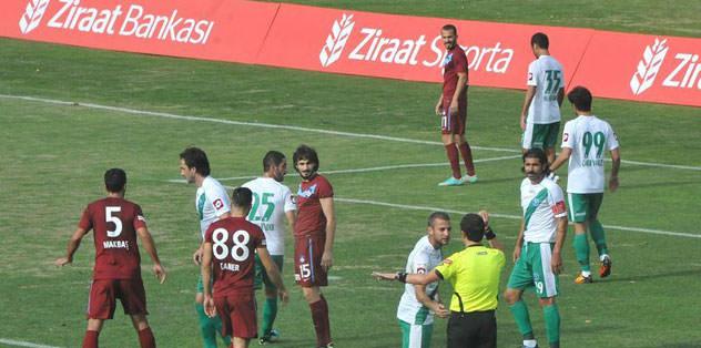 1461 Trabzon uzatmada güldü: 3-2