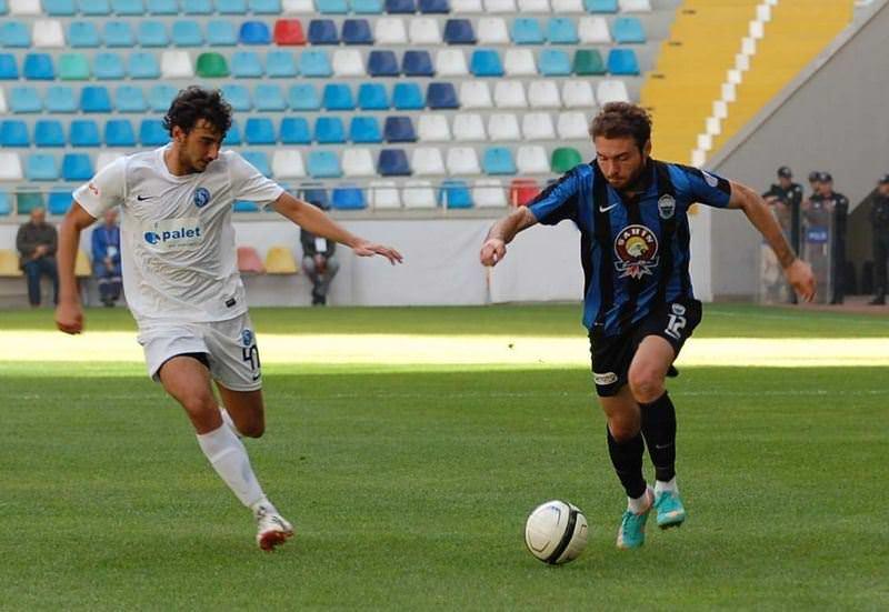 Erciyes, ikinci yarıda açıldı: 4-1