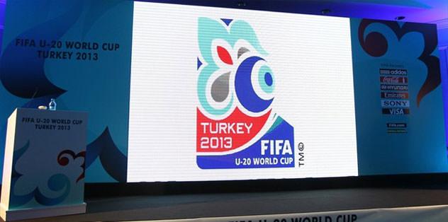 20 Yaş Altı Dünya Kupası maskotu yarın tanıtılacak