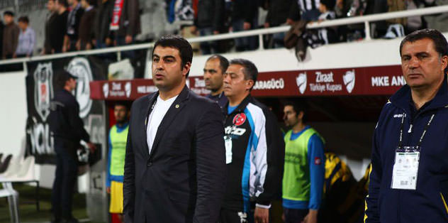 Beşiktaş hakemle kazandı