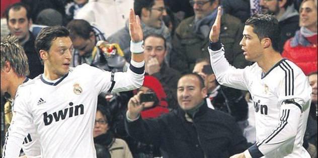 Madrid'in Kralı!