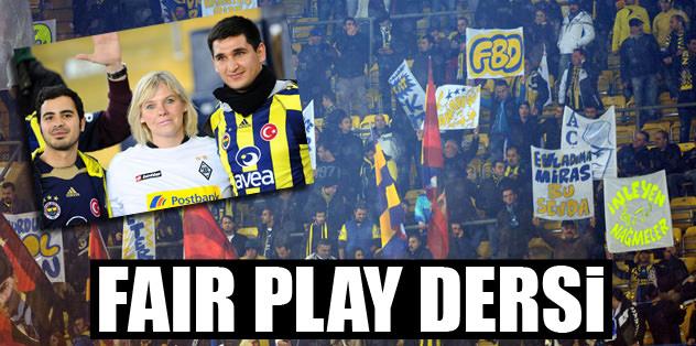 Fair Play dersi
