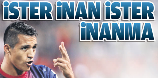 İster inan ister inanma