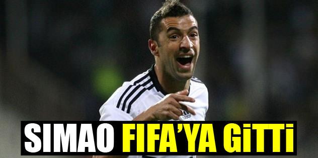 Simao Sabrosa FIFA'ya gitti!