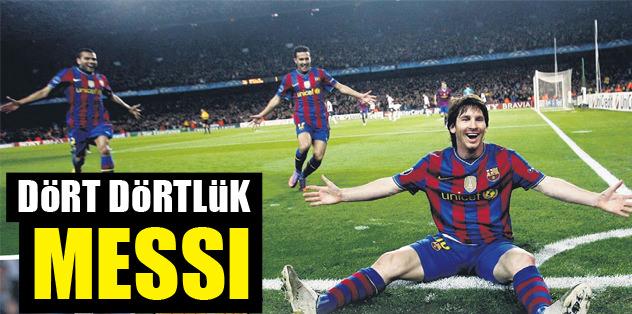 4 Dörtlük Messi