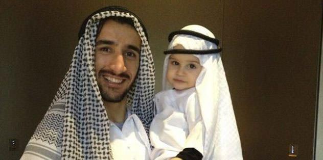 Dubai Şeyhi Mehmet Topal