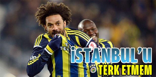 İstanbul'u terk etmem