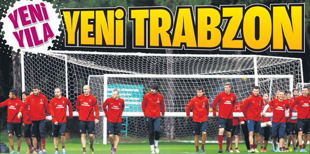 Yeni yıla yeni Trabzon